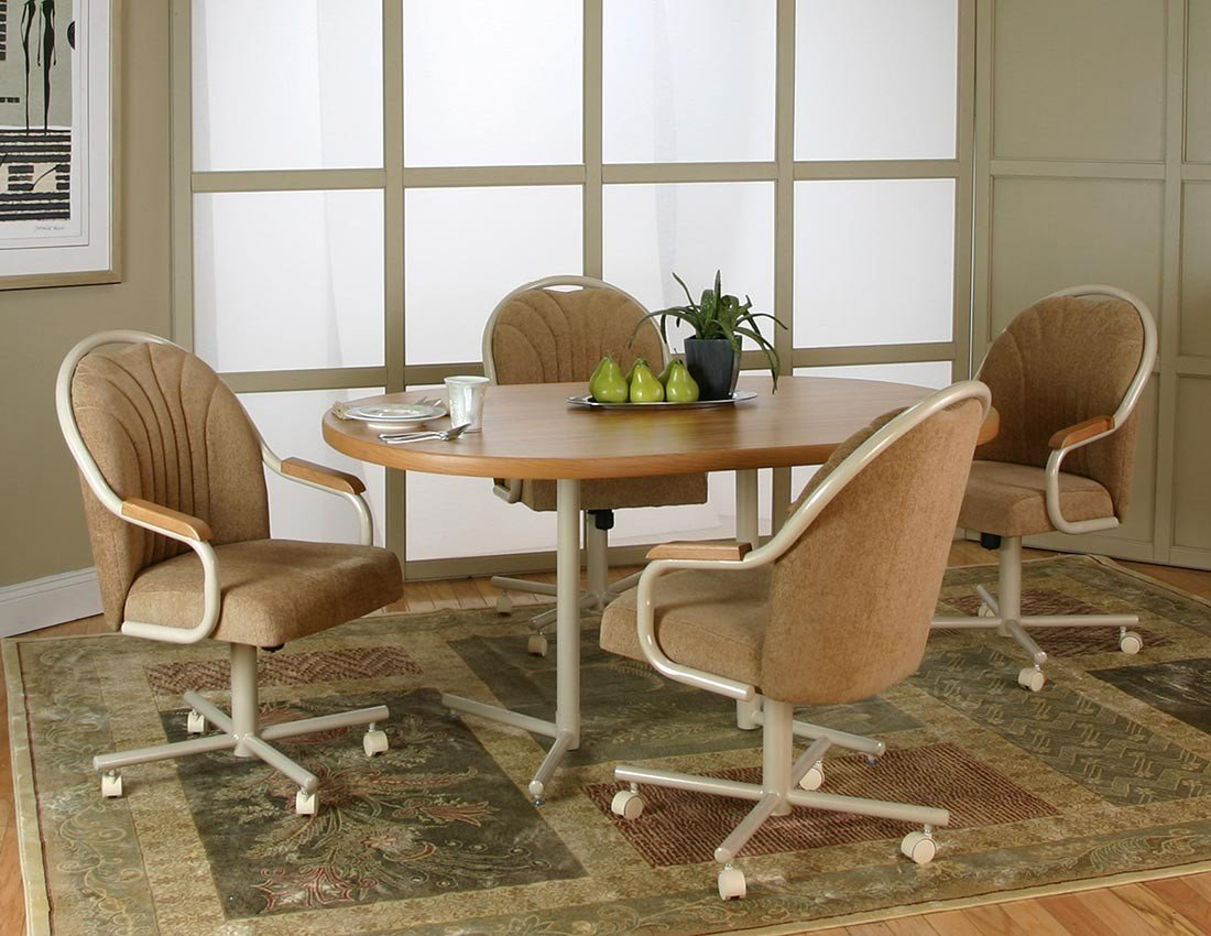 dining chairs with wheels - HD1066×824